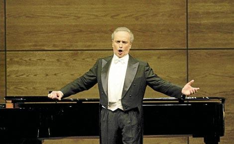 El tenor catalán en una reciente actuación. | Antonio Moreno