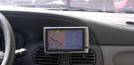 Sistema GPS. | José Aymá