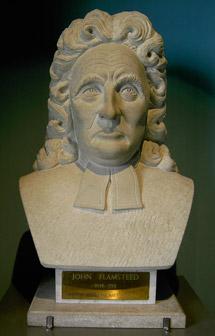 John Flamsteed.
