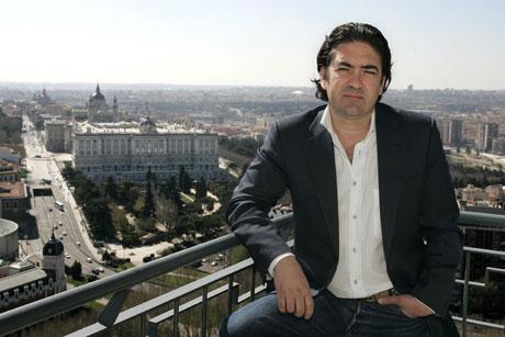 Eduardo Arroyo. | Diego Sinova