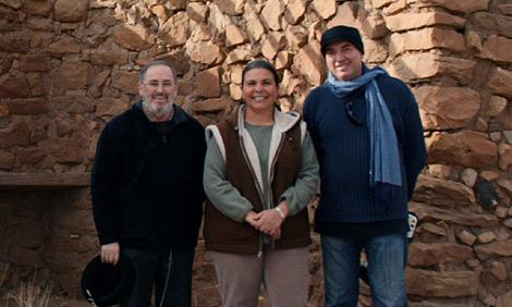 Los 'herederos de la Pepa' en Santa Fe (Nuevo México). | Efe