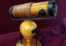 Réplica del reflector de Newton. | Wikimedia Commons