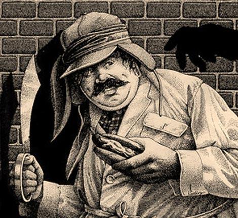 Ignatius J. Reilly es uno de los personajes más carismáticos de la literatura contemporánea.