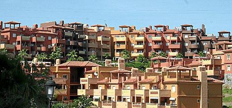 Urbanización de viviendas en Marbella (Málaga). | Cabanillas
