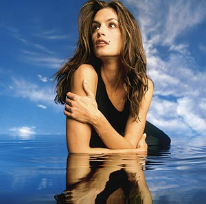 Cindy Crawford. | El Mundo