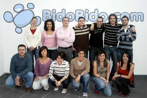 Imagen del equipo de Bidobido.com