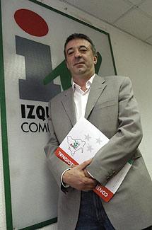 Gregorio Gordo, en una imagen de 2007.   Carlos Miralles