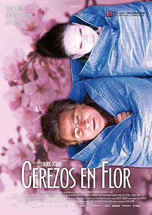 Cartel de la película 'Cerezos en flor'.