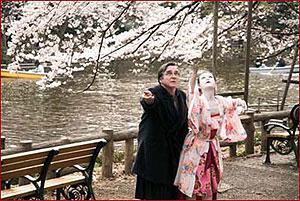Fotograma de la película 'Cerezos en flor'.