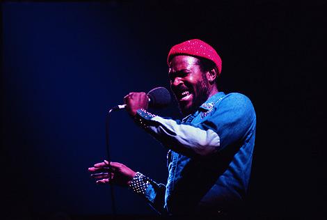 Leyenda del soul, Marvin Gaye escribió temas desbordantes de sensualidad. | Universal