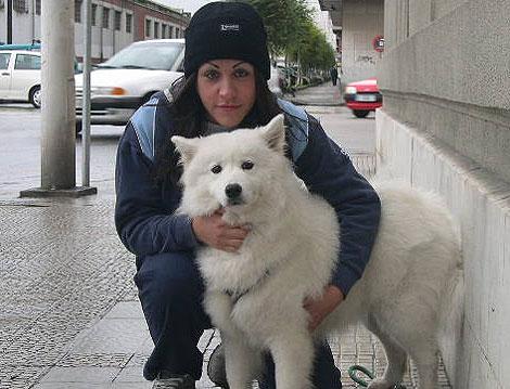 Thannya Melissa ha denunciado trato discriminatorio en Caja Madrid. | EL MUNDO