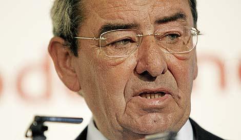 Alejandro Echevarría, presidente de Telecinco. (Foto: Antonio Heredia)