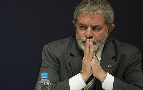 Imagen reciente del presidente Lula da Silva. | Efe