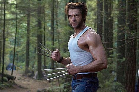 Hugh Jackman protagoniza la película 'Lobezno'.