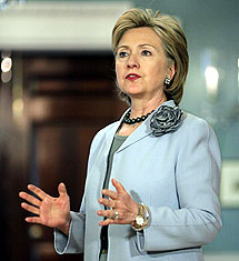 Hillary Clinton. | Ap