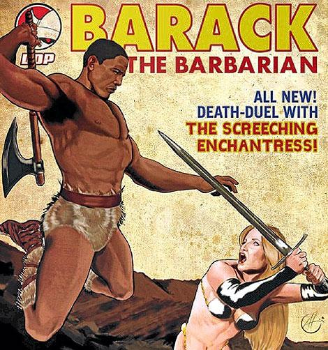 Detalle de la portada del cómic.