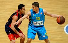 Pigrioni y Lakovic. | Reuters