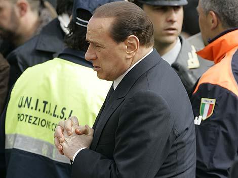 El primer ministro italiano, Silvio Berlusconi. | AP