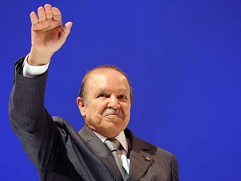 El presidente de Argelia, Abdelaziz Buteflika. | Afp