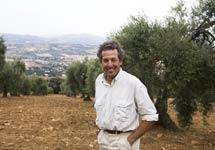 Pedro Gómez de Baeza, productor del aceite LA Organic. / LA Organic