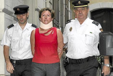Carme Badía, principal acusada del caso Permanyer.