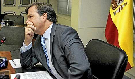 Alberto Saiz, director del CNI, en una imagen de archivo. | Carlos Barajas