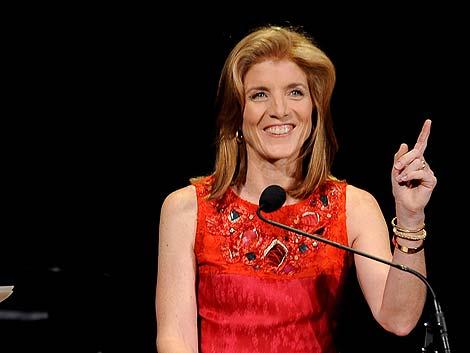 Caroline Kennedy, en un acto en Washington. | Reuters