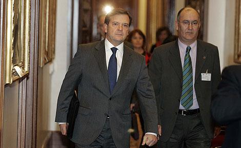 Alberto Saiz, director del CNI. | Diego Sinova