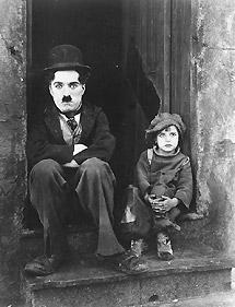 'El chico', de 1921.
