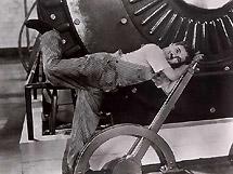 'Tiempos modernos', de 1936.