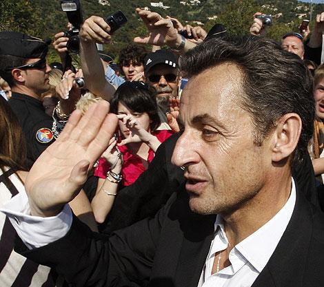 El presidente francés, Nicolas Sarkozy. | Reuters