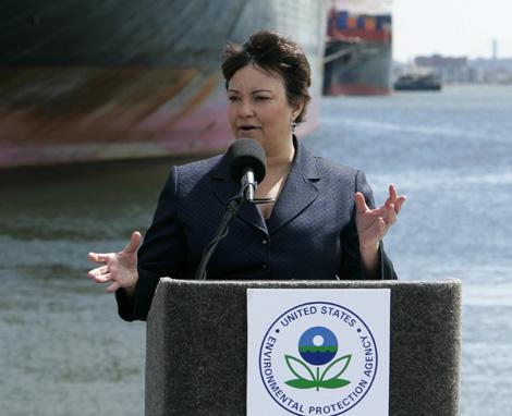 Lisa Jackson, nombrada por Obama nueva responsable de la EPA. | Foto: AP