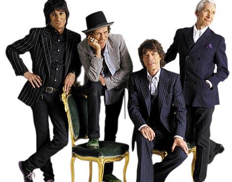 Los Rolling Stones. | Foto: El Mundo