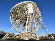 Telescopio Lovell. | Jodrell Bank
