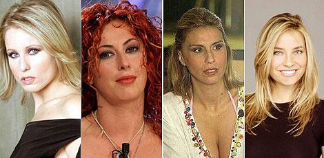 Eleonora Gaggioli, Angela Sozio, Camilla Ferranti y Barbara Matera. | 'La Repubblica'