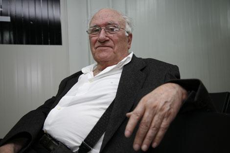 Vicente Aranda en el Festival de Cine de Málaga. | Antonio Pastor