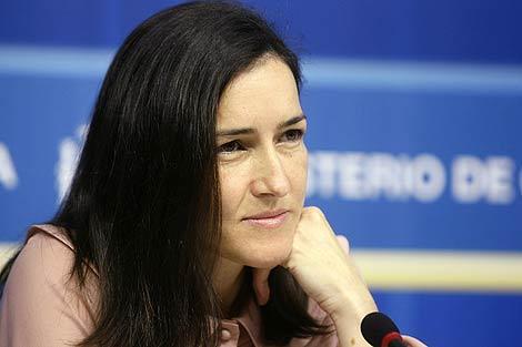 La ministra de Cultura. | Reuters
