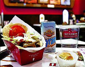 Comida turca. Döner Kebab. (Foto: B. Cordon)