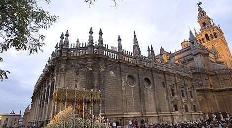 La Catedral de Sevilla. | Efe