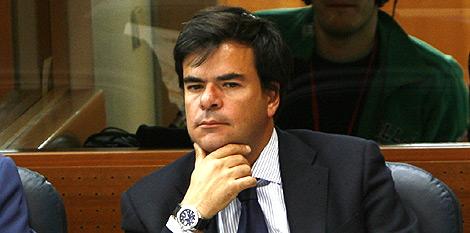 El diputado regional Alfonso Bosch Tejedor. | Begoña Rivas