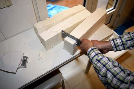 Merino fábrica 200 kilos anuales de jabón. | Ical.
