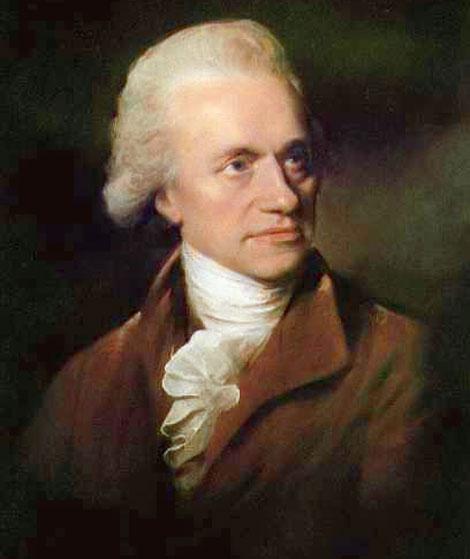 Retrato de William Herschel. | National Portrait Gallery