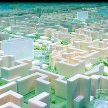 Imagen generada por ordenador de uno de los proyectos. | Efe