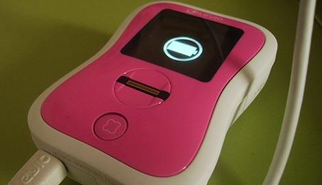 Imagen de un dispositivo 'Leyio'. | S. M.