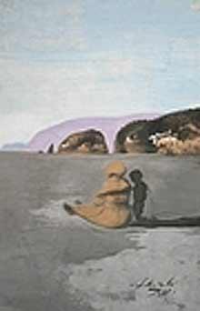 'Adolescencia', de Dalí. | Museo Scheringa