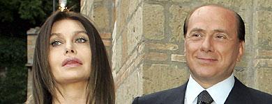 Veronica y Silvio Berlusconi | Reuters