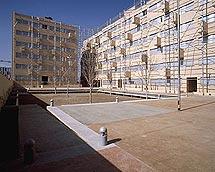 Apartamentos de Germán del Sol en Vallecas.