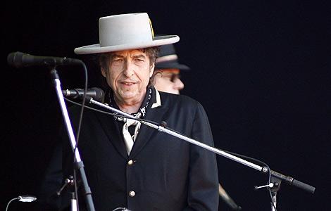 Dylan, durante un concierto en Madrid el pasado verano. | Alberto Di Lolli