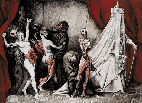 La representación de las vampiresas en la historia