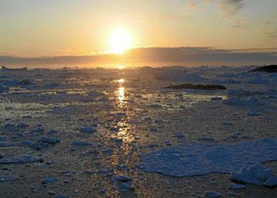 El océano glacial Ártico. | National Geografic